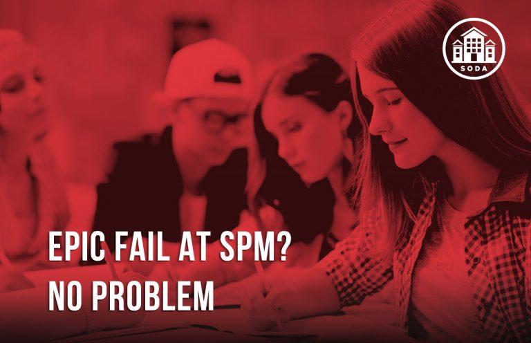 SPM SODA Epic Fail