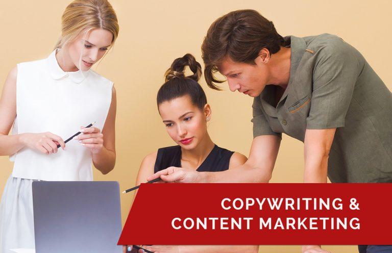 COPYWRITING & CONTENT WRITING www.schoolofdigitaladvertising.com