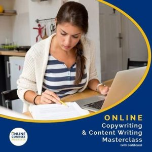 Certified Online Copywriting & Content Writing Course